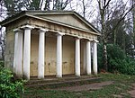 Greek Garden Temple