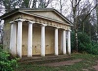 Greek temple, Clumber - geograph.org.uk - 653753.jpg