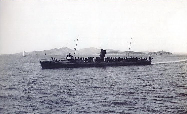 Greek torpedo-boat Nikopolis