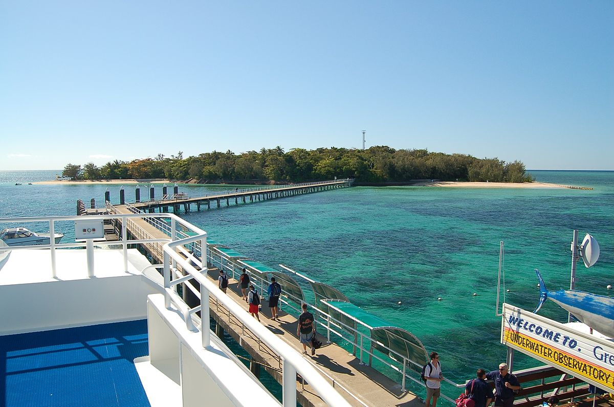 Green Island: Green Island (Great Barrier Reef)