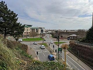 A17 road (Jersey) Road in Jersey, Channel Islands