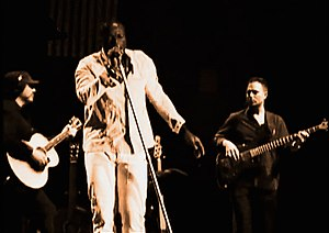"""Gregory S. Glasson - Greg Glasson with Seal """"System"""" Tour"""