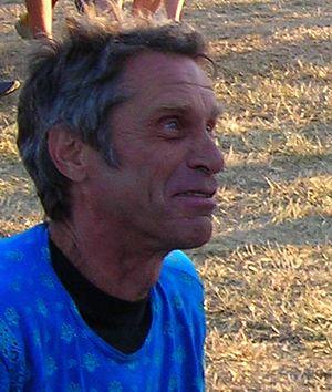 Greg Sams - Gregory Sams, at The Glade Festival, 2006.