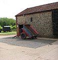 Gressenhall Farm - cart - geograph.org.uk - 1309740.jpg