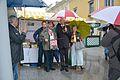 Grieskirchen Ortsbildmesse Wikimediastand Landesrat Bürgermeisterin.jpg