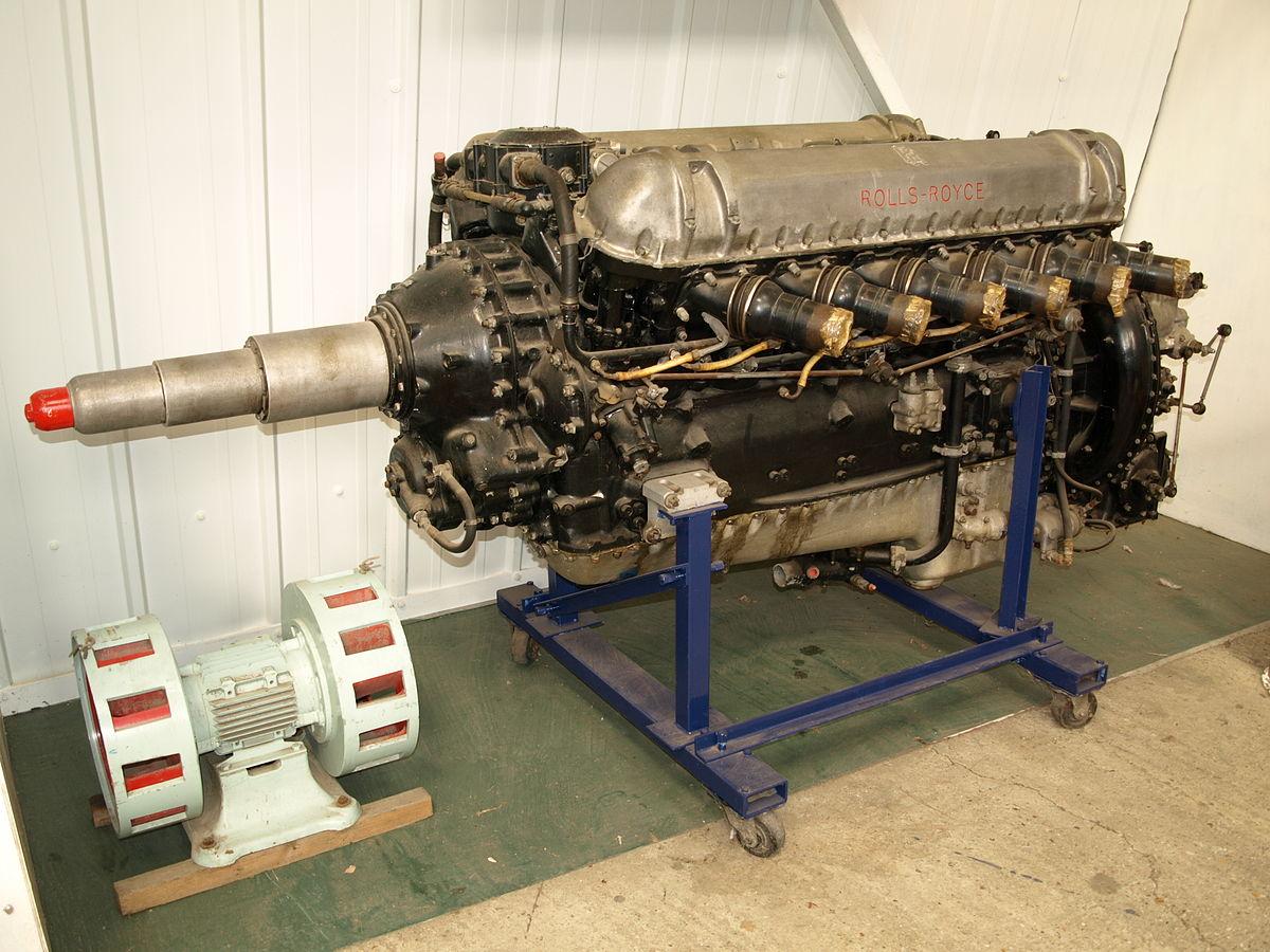 Rolls-Royce aircraft piston engines - Wikipedia