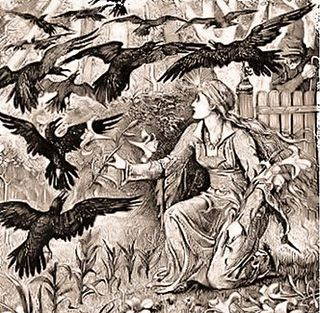 The Twelve Brothers German fairy tale