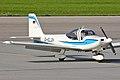 Grob G-115C Schwabenflug D-ELZH (9300527480).jpg