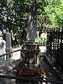 Grob Klary Zamenhof-Grave of Klara Zamenhof.JPG