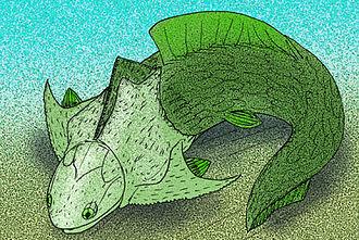 Groenlandaspis - Groenlandaspis pennsylvanica