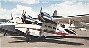 Grumman Goose Alaska Island Air