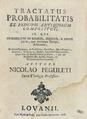 Gualdo - Tractatus probabilitatis ex principiis, 1708 - 210.tif