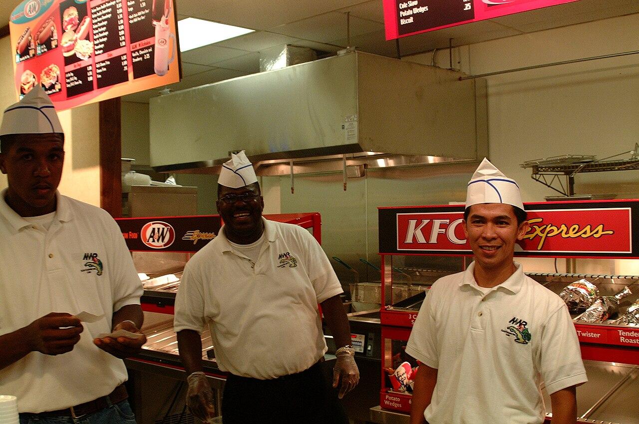 Kentucky Fried Chicken History Fast Food
