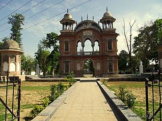 Mardan - Guides Memorial