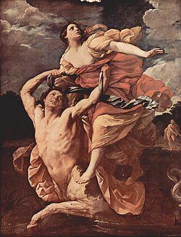 Abduction of Deianira,1620-21