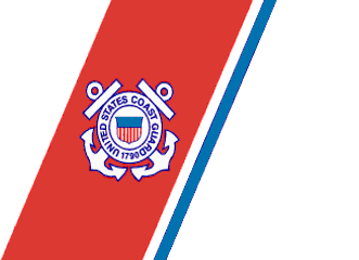 Guidon of the United States Coast Guard