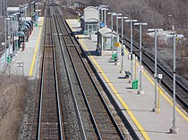 Guildwood GO Station main tracks.JPG