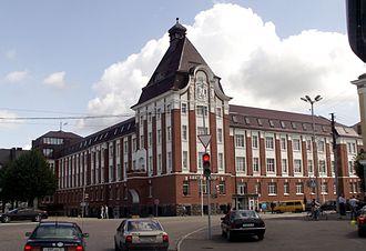 Gusev, Kaliningrad Oblast - Image: Gumbinė7