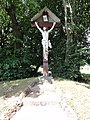 Gussignies (Nord, Fr) croix de chemin, C4.JPG