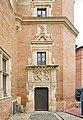 Hôtel Dahus Toulouse Porte de la tour Tournoer.jpg