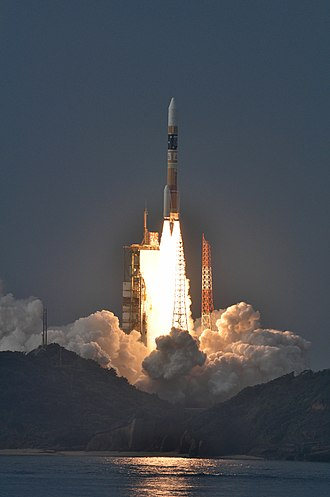 2010 in Japan - The launch of the venus probe Akatsuki, 20 May 2010
