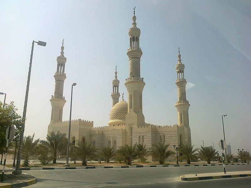 H. H. Sheikh Zayed Masjed By Eng. Fadi Fayyadh Al Toubeh - panoramio.jpg