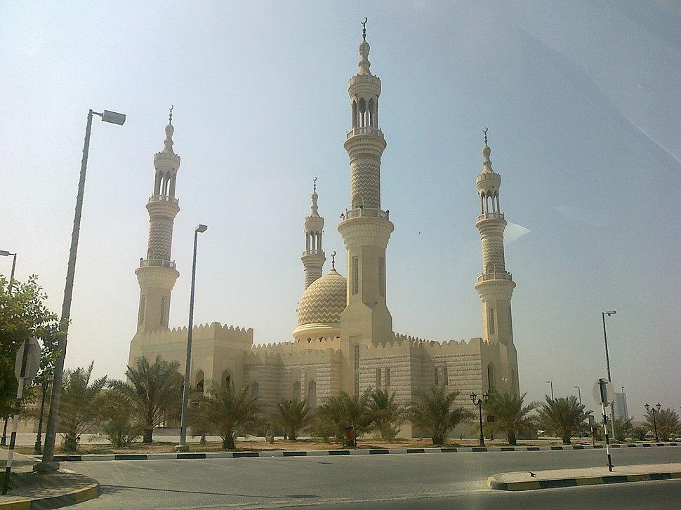H. H. Sheikh Zayed Masjed By Eng. Fadi Fayyadh Al Toubeh - panoramio