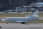 HB-JSL Dassault Falcon 7X FA7X - DGX (16815996356).jpg
