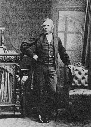 Henry Baker Tristram - Image: HB Tristram 1908