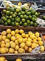HK 中環 Central IFC mall shop CitySuper Supermarket goods green yellow Lemon September 2020 SS2 03.jpg