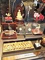 HK 尖沙咀 TST 彌敦道 Nathan Road 海防道 53-55 Haiphong Road 海防大廈 Hai Phong Mansion shop 六福珠寶 Luk Fook Jewellery window display goldsmith August 2021 SS2 013.jpg