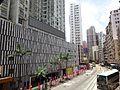 HK 西灣河 Sai Wan Ho 筲箕灣道 Shau Kei Wan Road Sai Wan Ho Complex facades July 2016 DSC.jpg