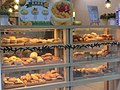 HK SYP First Street shop A-1 Bakery n Cafe breads Aug-2013.JPG