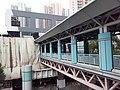 HK TKO 將軍澳 Tseung Kwan O 唐俊街 Tong Chun Street footbridge view November 2019 SS2 10.jpg