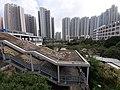 HK TKO 將軍澳 Tseung Kwan O 唐明街公園 Tong Ming Street Park footbridge view November 2019 SS2 01.jpg