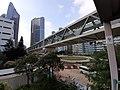 HK TKO 將軍澳 Tseung Kwan O 唐明街 Tong Ming Street park n footbridge November 2019 SS2.jpg