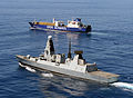 HMS Diamond Escorting Ark Futura During Operation Recsyr MOD 45157603.jpg