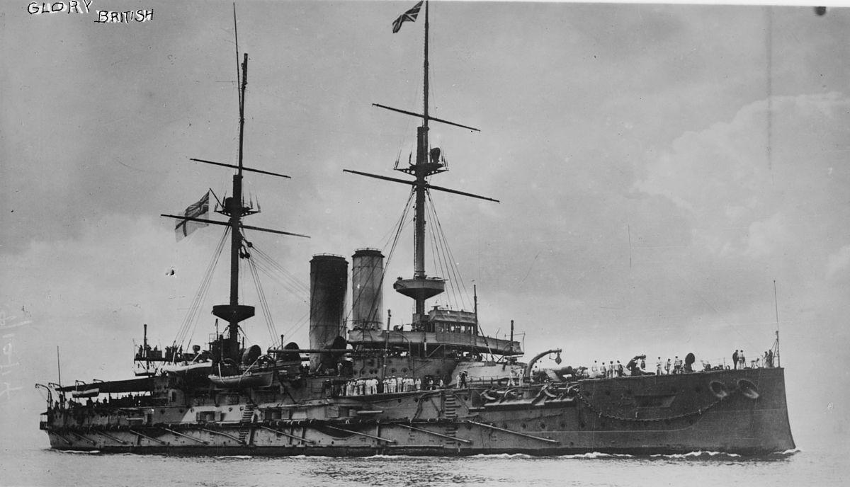 HMS Glory (1899) - Wikipedia