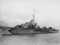 HMS Scourge (G01) underway c1943.jpg