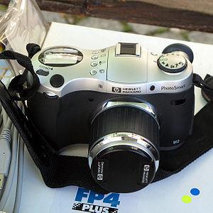 HP Photosmart - HP PhotoSmart C912.