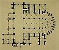 HUA-214428-Plattegrond van de Domkerk te Utrecht met indeling en weergave van gewelven.jpg
