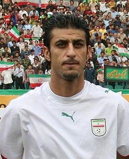 Hadi Shakouri Iranian footballer