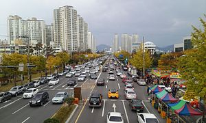 Haeandaero_Ave._in_Changwon