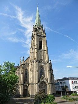 Hagen, St. Marien Kirche