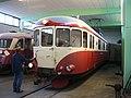 Hagfors Museum Railcar.JPG