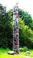 Haida totem pole. Museum of Anthropology, Vancouver, BC.jpg