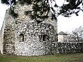 Haluzice-zrúcanina opevneného kostola - panoramio - Michal Jakubský.jpg