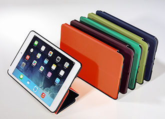 Mobile phone accessories - Combination case and stand