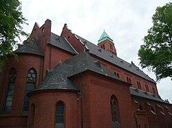 Kirche Eimsbüttel