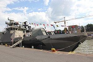 Hamina-class missile boat - Hamina (80)